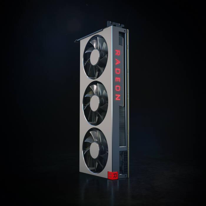 AMD 라데온VII 이미지<사진 AMD>