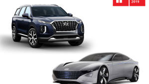 현대·기아·제네시스 6개 차종 'iF 디자인상' 수상