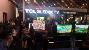 삼성 이어 中 TCL·차이나스타도 'QD-OLED' 도전…잉크젯프린팅 적용 31인치 시연