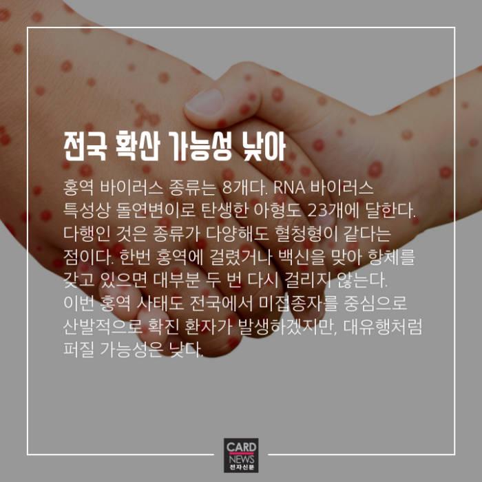 [카드뉴스]홍역 환자, 계속 늘어나는 이유는