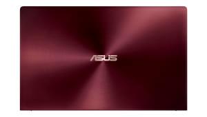에이수스, A4 용지보다 작은 13인치 노트북 '젠북 13' 버건디 레드 색상 출시