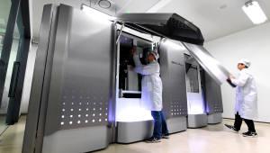 현대모비스, 수소연료전지 공장 발전시키는 수소 비상발전 시스템 가동
