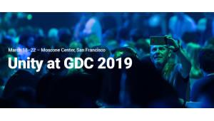 유니티, GDC 2019서 역대 최대 부스 운영