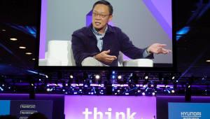 """정태영 현대카드 부회장 """"현대카드-IBM, 블록체인·AI 이용해 글로벌 금융기업 발돋움"""""""