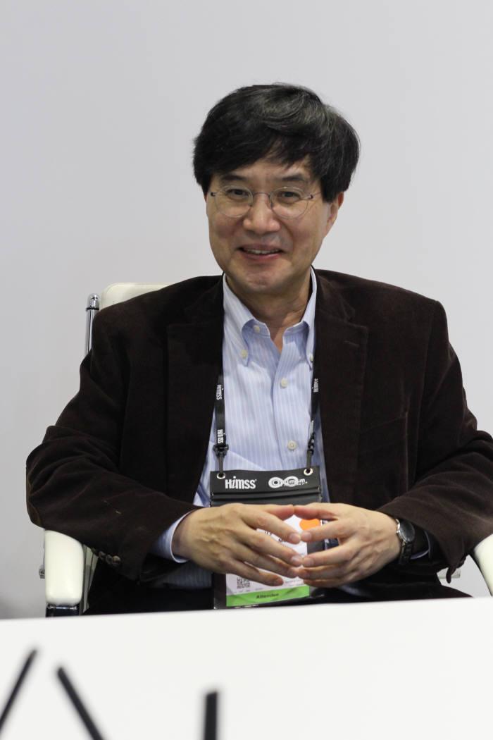 김종재 아산생명과학연구원장