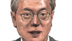 """문 대통령 """"최저임금 인상 결정 과정, 자영업·소상공인 의견 대변"""""""