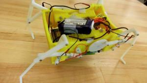 다리 모양 스스로 바꾸는 '연체 로봇' 개발됐다