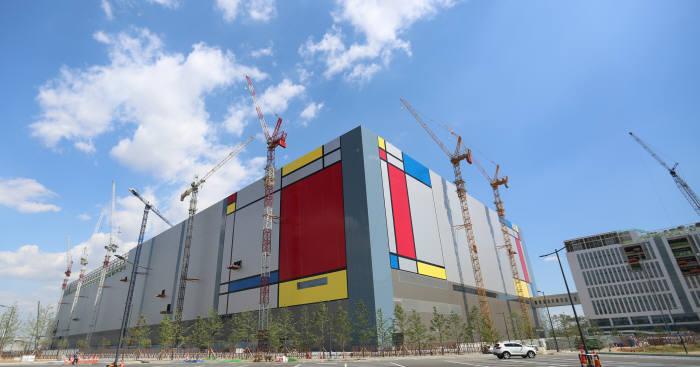 삼성 평택 반도체 공장 전경(자료: 전자신문DB)