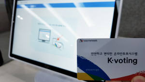 {htmlspecialchars('전자투표' 도입한 중기중앙회장 선거