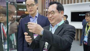 """김창용 NIPA 원장 """"5G 융합콘텐츠로 글로벌 시장 선도"""""""