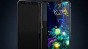 LG V50 씽큐 5G·LG G8 씽큐 '호평'
