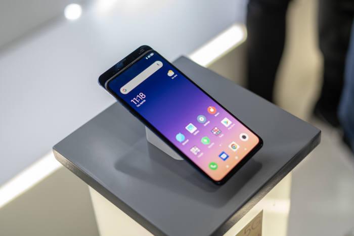 샤오미 5G폰 미 믹스 3 5G(Mi Mix 3 5G)