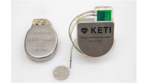 '인공심장박동기 수명을 두 배로' KETI, 인체삽입형 자가발전 기술 개발