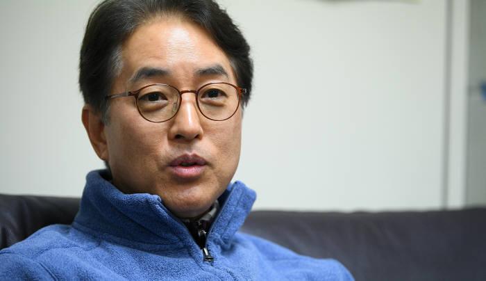손윤환 다나와 대표, 사진=이동근기자 foto@etnews.com