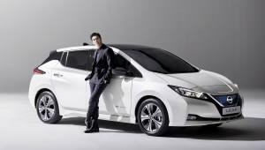 2010년생 닛산 전기차 '리프' 40만대 판매량 돌파