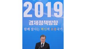 [이슈분석]문 대통령, 집권 3년차 '혁신성장' '한반도 신경제체제'로 승부수