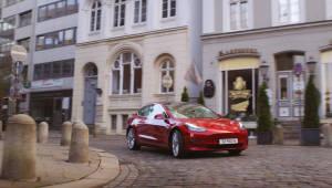 美 테슬라 전기차 판매량 두달 연속 하락...점유율 65%->44%