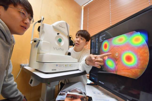 뷰노가 개발한 폐결절 진단 영상 판독 AI 의료기기.(사진=전자신문DB)