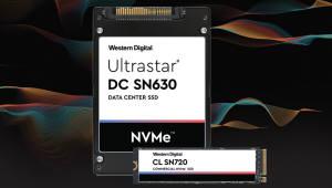 웨스턴디지털, 기업용 NVMe SSD 신제품 2종 공개