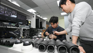 韓 CCTV 기업 재도약 기대...미국 등에서 메이드인코리아 선호