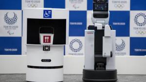 [IT핫테크]내년 도쿄 올림픽, 로봇이 '손님 맞이'