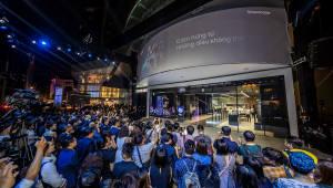 삼성전자, 베트남 호찌민에 '삼성 쇼케이스' 오픈…세계 세 번째 브랜드 체험공간
