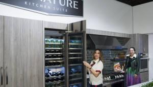 초프리미엄 빌트인 '시그니처 키친 스위트', 북미 건축 디자인쇼에서 혁신 선보여
