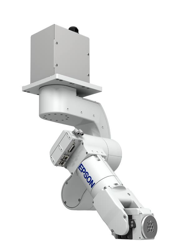 엡손의 6축 로봇 N2 이미지.
