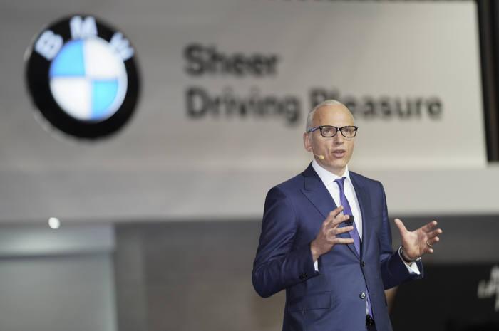 피터 노타(Pieter Nota) BMW 그룹 보드멤버이자, BMW 브랜드 및 세일즈, 애프터세일즈 총괄.
