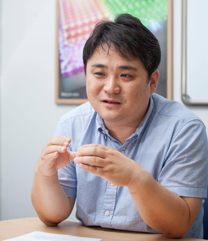송명훈 UNIST 교수