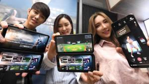 LG 유플러스, 팝업스토어 '일상로 5G길' 오픈