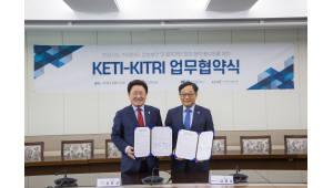KETI-KITRI, 인공지능·보안 등 4차 산업혁명 대응 협력