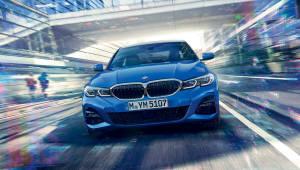 BMW, '뉴 3시리즈' 할부금 1회 면제 등 특별 프로모션 실시