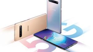 이통3사, 세계최초 5G 스마트폰 일제히 '개통 성공'
