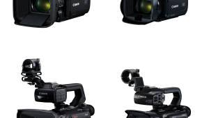 캐논, 캠코더 'XA40' 'XA50' 시리즈 발표