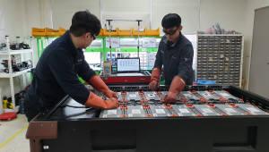 """피엠그로우, 주행성능 20% 늘린 배터리팩 개발...""""전기버스도 400km 달린다"""""""