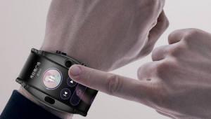 [국제]ZTE, 손목시계형 스마트폰 '누비아 알파' 출시