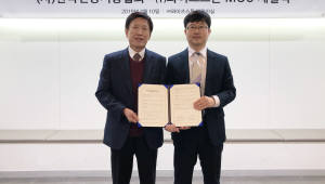 [인물]한국인공지능협회-와이즈스톤, AI 산업발전위한 MOU 교환