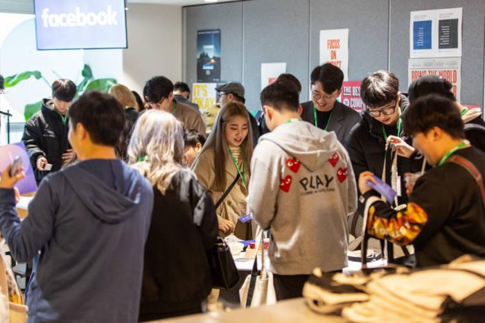페이스북, 크리에이터 콘텐츠 수익화제작 돕는 페이스북 포 크리에이터스 행사 개최. 사진=페이스북