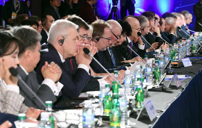 제34차 국제철도협력기구(OSJD) 사장단 회의 개최