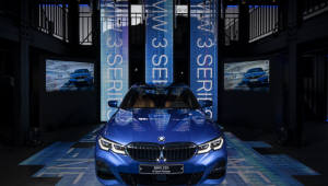 BMW, 7세대 '뉴 3시리즈'로 수입차 시장 재도약