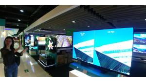 [르포]'프리미엄 TV 격전지' 중국, OLED 브랜드 경쟁 달아오른다