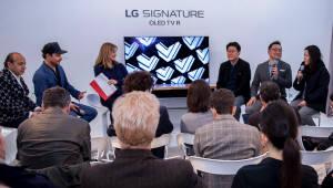 LG전자, 伊 밀라노 디자인 위크서 LG 시그니처 디자인 토크 행사 열어