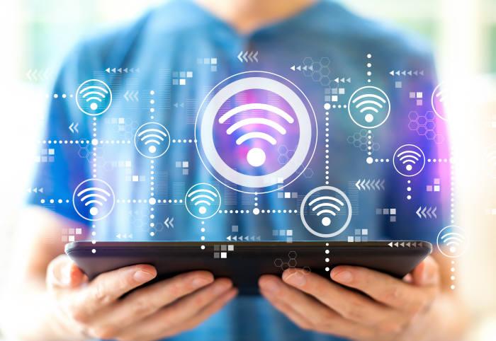 [테크리포트]초연결사회 이끄는 5G 파트너, '와이파이6'