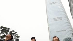 롯데백화점 창립 40주년 기념 '요가말라 프로젝트'