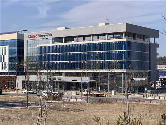 SW융합테크비즈센터 전경