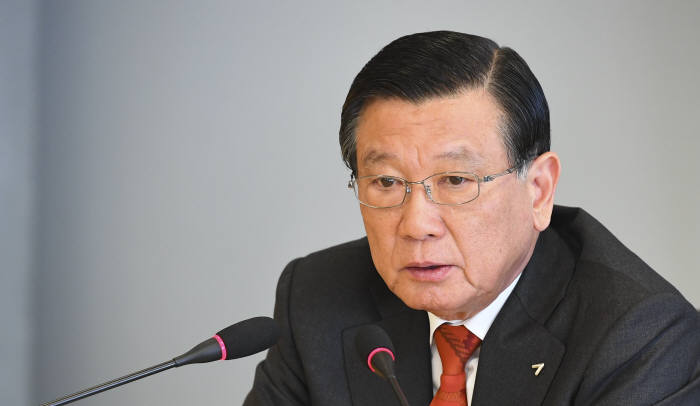 박삼구 전 금호아시아나그룹 회장