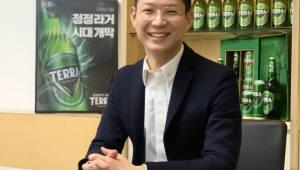 """[人사이트]오성택 하이트진로 마케팅 상무 """"테라 성공 확신"""""""