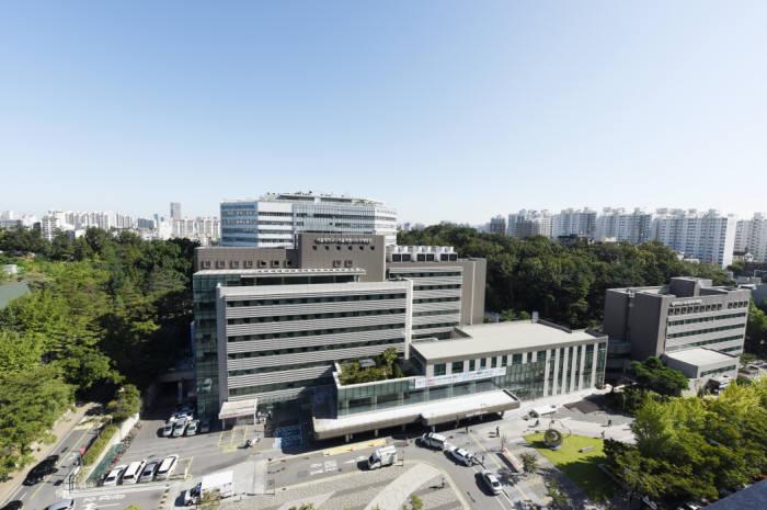 보라매병원 전경