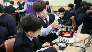 학교 가는 IT서비스 대기업…초·중생 SW교육 활발